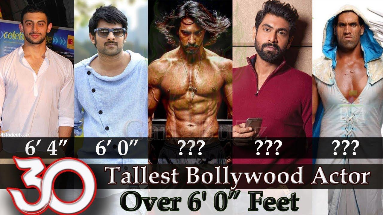 30 Tallest Bollywood Actor