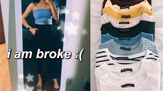 instead of studying i online shopped (collective try-on haul)