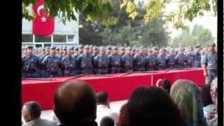 Kütahya Hava Er Eğitim Tugay Komutanlığı 92/3  Yemin Töreni
