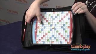 Scrabble Folio from Hasbro