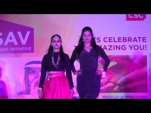CSC Noida Utsav 2016 Fashion Show