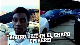Soulja Boy Says He's Living Like El Chapo & Pablo Escobar!