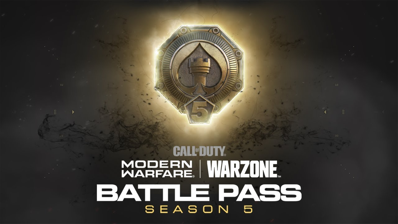 Call Of Duty Modern Warfare Warzone Season Five Battle Pass Trailer Youtube