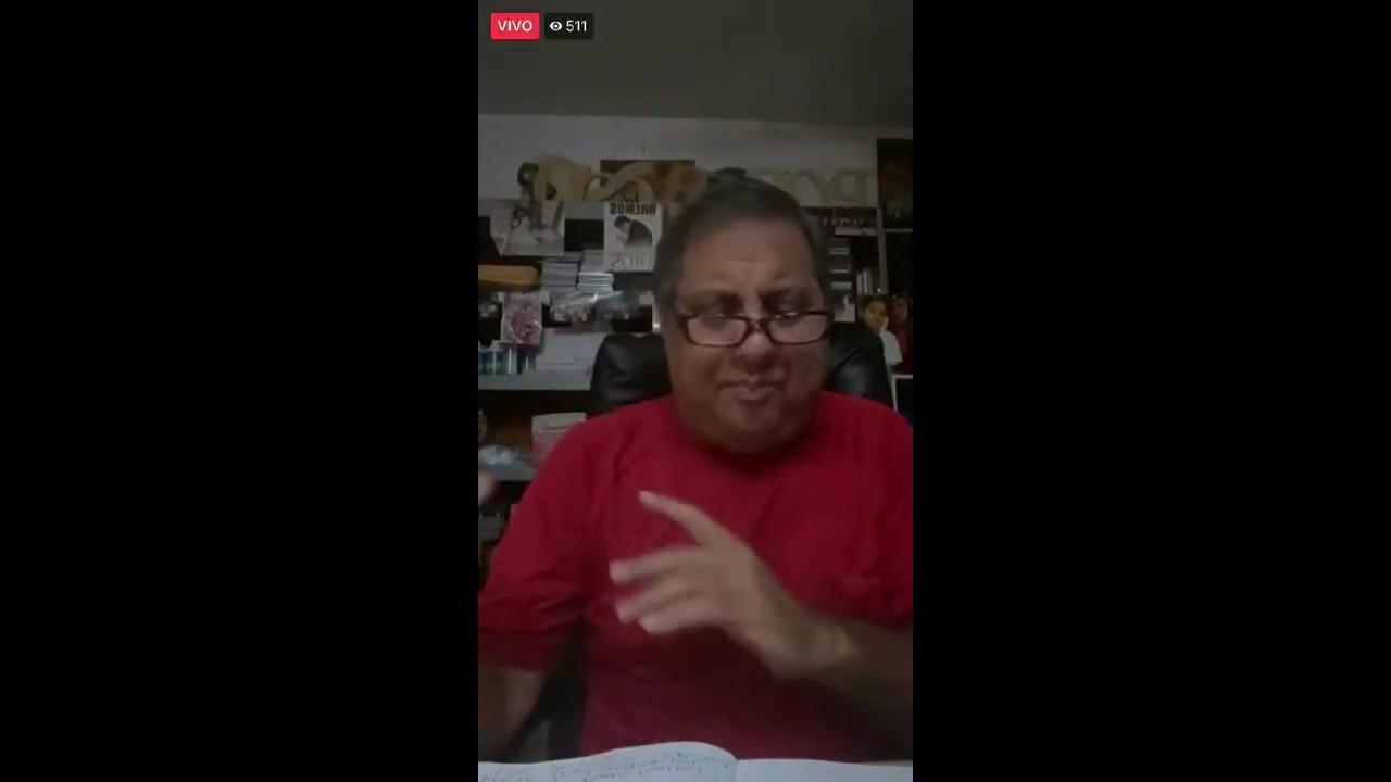 Evang. Benicio Molina En El Estudio De La Madrugada