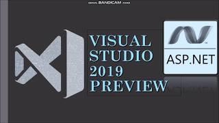 Visual Studio 2019 Asp.NET ilk Web Proje Olusturma