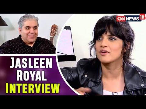 Jasleen Kaur Royal Interview by Rajeev Masand | CNN News18