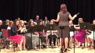 Memorial Middle School 7th Grade Band - Count Rockula