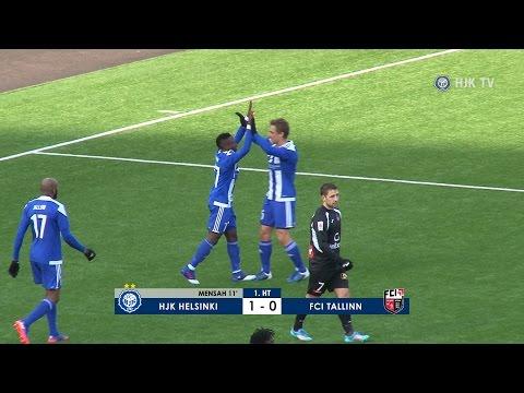 HJK TV: HJK Helsinki - FCI Tallinn 3-0