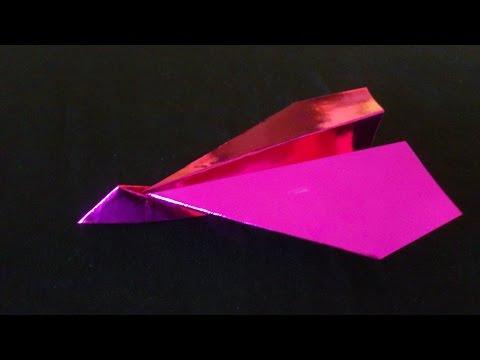 Cara Membuat Origami Pesawat Concorde Sederhana | Origami Pesawat