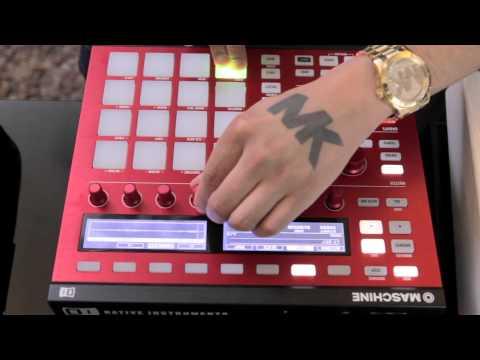 Marc 'MK' Kinchen remixes Storm Queen on MASCHINE and TRAKTOR | Native Instruments