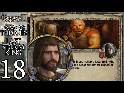 CK2 Game Of Thrones: Last Storm King #18 - Promised Storm King (Series A)
