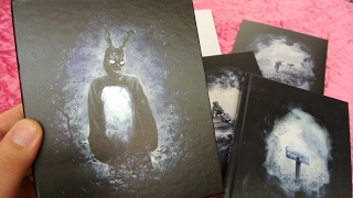 DONNIE DARKO Arrow Video Deluxe Bluray Box Set Richard Kelly Jake Gyllenhaal  Limited Edition
