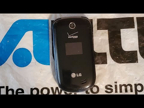 Verizon Wireless LG Revere 3 (VN170)
