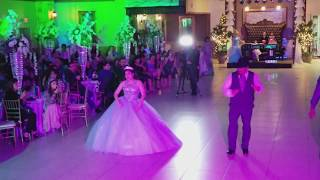 Video EPIC Quince Surprise Father Daughter Dance download MP3, 3GP, MP4, WEBM, AVI, FLV Agustus 2018