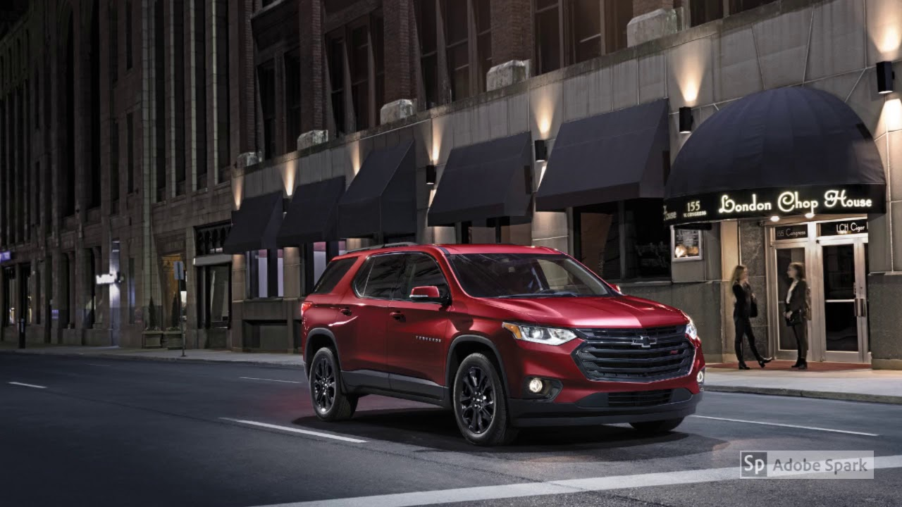 Jimmy Britt Chevrolet >> 2019 Chevrolet Traverse At Jimmy Britt Chevrolet Buick Gmc Serving Greenboro Ga