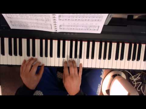 45 Blow the Man Down! (Alfred's Basic Adult Piano Course)