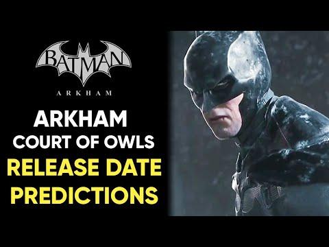 NEW Batman Arkham Game RELEASE DATE PREDICTIONS