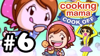Let's Play Cooking Mama Cook Off #6 Shrimp In Chili Sauce
