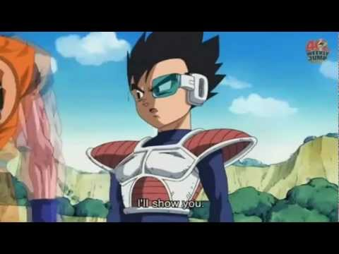 DragonBall Z Movie - Goku Goes To Super Saiyan For Tarble!