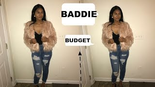 BADDIE ON A BUDGET mini fall haul ft  shein