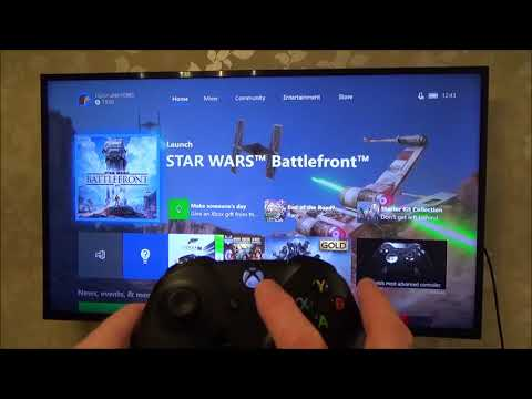 Can i watch tv on my xbox one x need a news