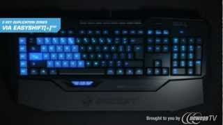 Product Tour: ROCCAT ISKU ROC-12-701 Black USB Wired Gaming Keyboard