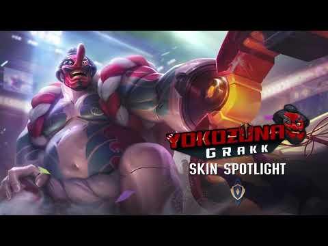 Trailer skin Grakk sumo