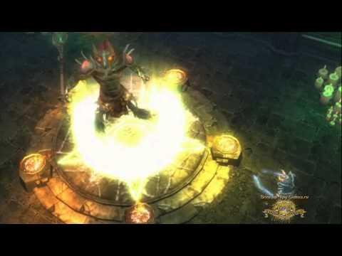 Drakensang Online Браузерная RPG онлайн игра в стиле фэнтези