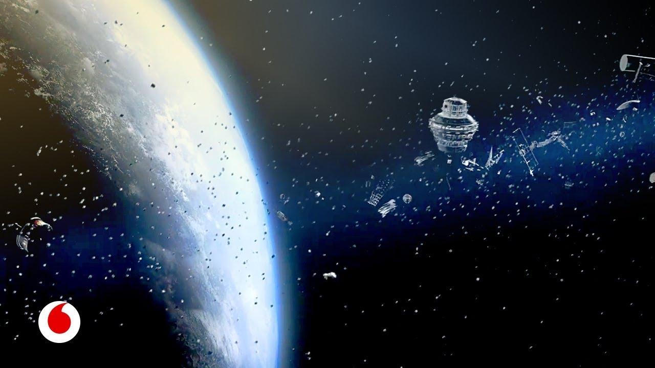 Una aspiradora espacial para limpiar de basura la órbita de la Tierra