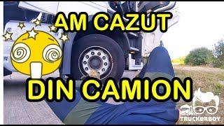#truckereala188 - AM CAZUT DIN CAMION