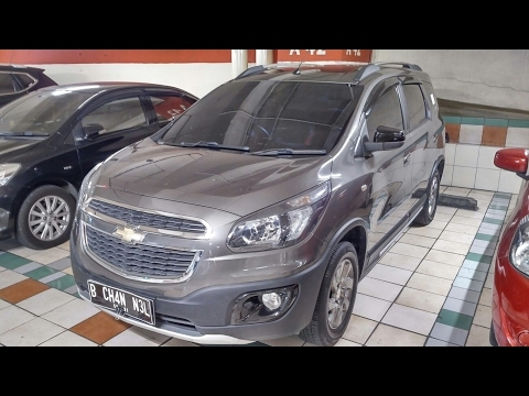 In Depth Tour Chevrolet Spin Activ (2014) - Indonesia
