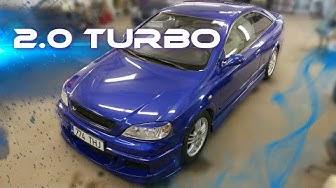 Старт Уникального проекта! Легенда DTM - Серии, Opel Astra Coupe Bertone Turbo за цену смартфона.