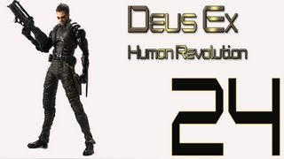 Самое полное прохождение Deus ex Human Revolution здесь httpwwwyoutubecomplaylistlistPLUiVvon6mCc13SFa1V53BPhaHuTphS