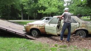 SOLD FOR SCRAP 1977 Ford Granada 302 4 speed