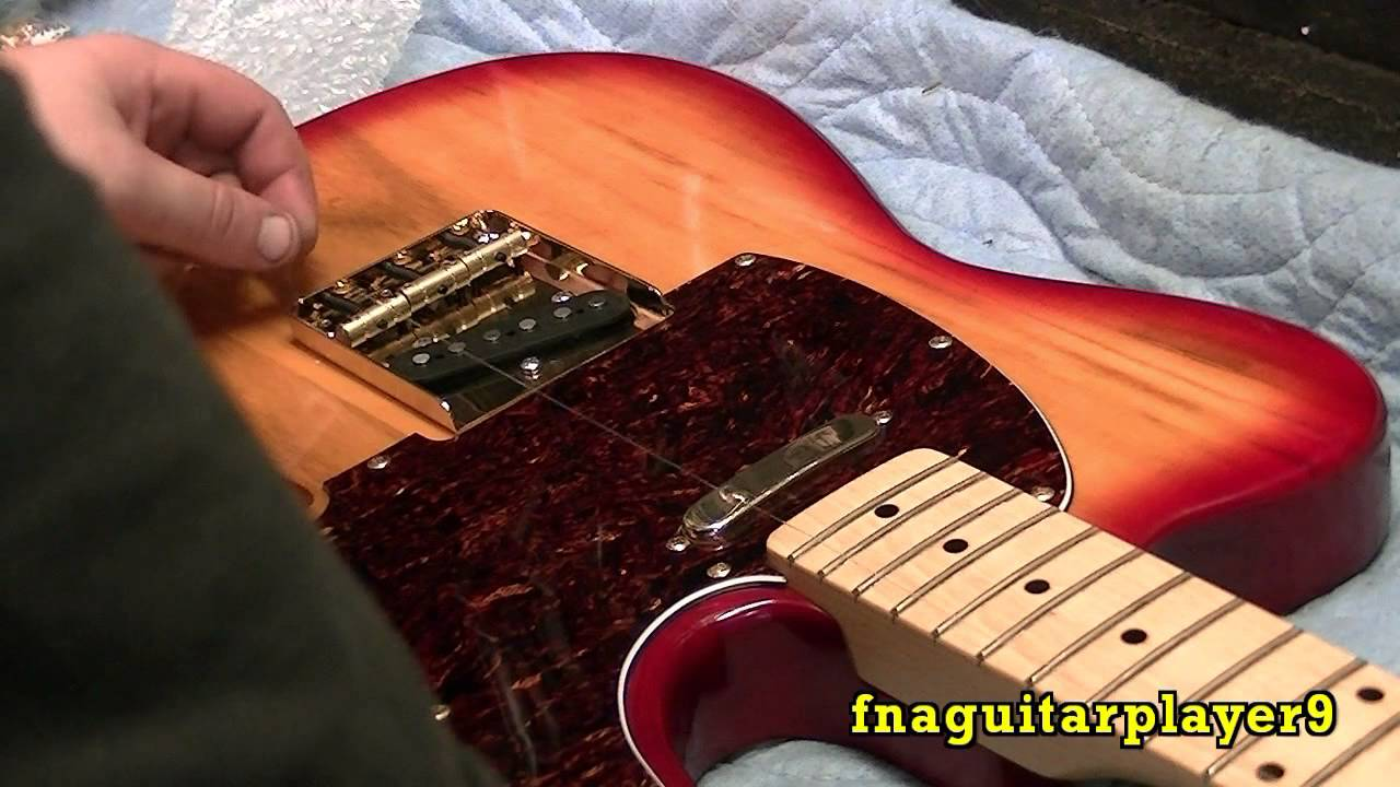 maxresdefault assembling a tele style electric guitar youtube,Wiring A Telmaster Guitar Kit Youtube