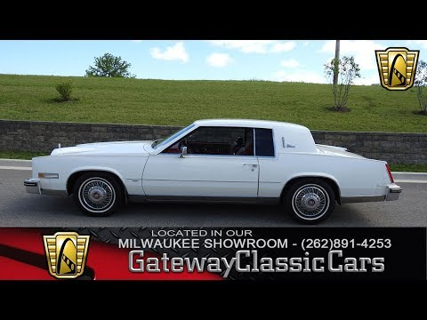 1983 cadillac eldorado 290 mwk now in our milwaukee showroom youtube 1983 cadillac eldorado 290 mwk now in our milwaukee showroom