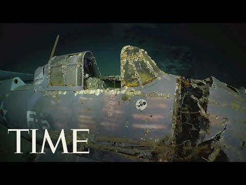 Microsoft Co-Founder Paul Allen Finds Lost World War II Aircraft Carrier The USS Lexington | TIME