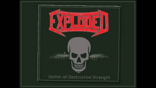 Exploded - Born to Thrash (studio)