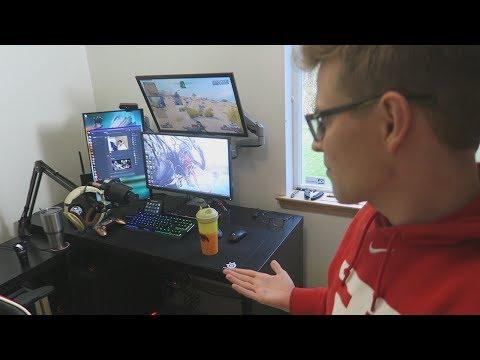 FaZe Dirty 2018 Gaming Setup