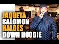 Jaqueta Salomon Haloes Down Hoodie 2019