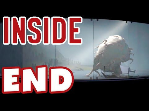 Inside  Gameplay Walkthrough Part 6  Ending and Alternate Ending! Indie Game for Xbox One and PC