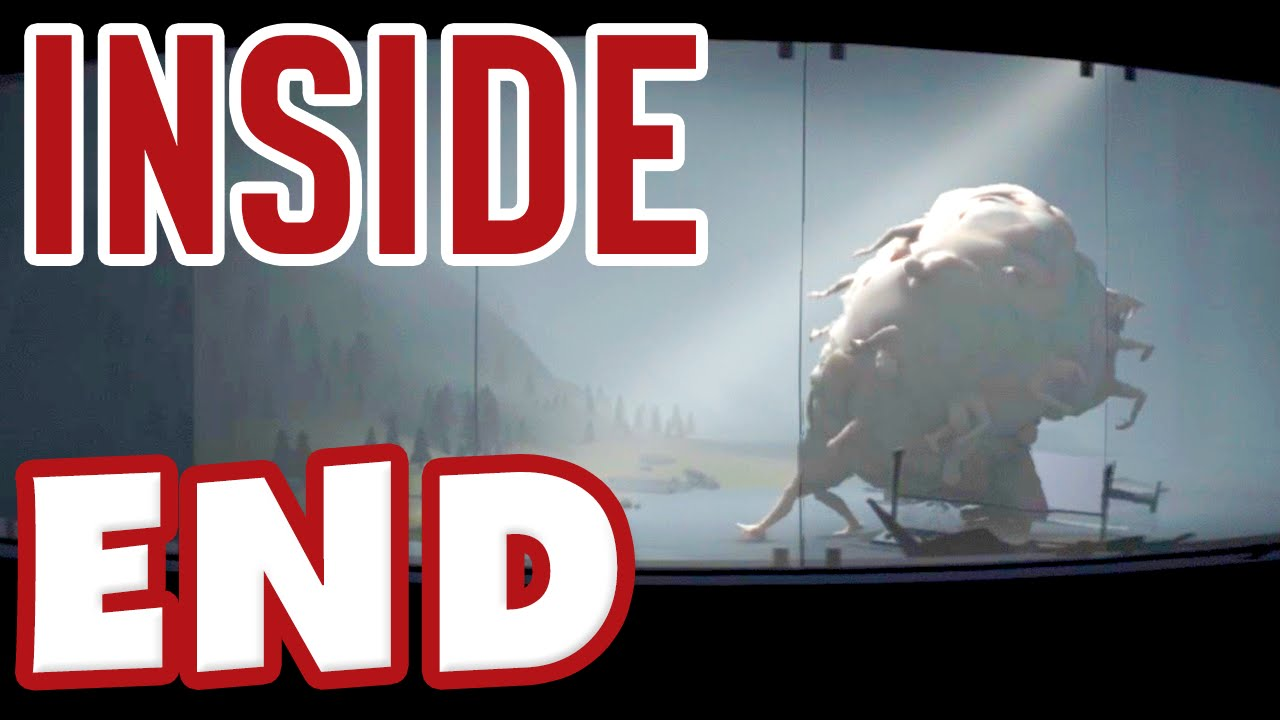 Inside - Gameplay Walkthrough Part 6 - Ending and Alternate Ending! (Indie  Game for Xbox One and PC)