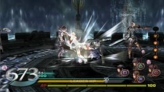 Valkyrie Profile Silmeria :2- Female Characters combos 999 hits