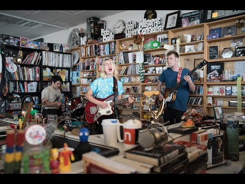 Snail Mail: NPR Music Tiny Desk Concert