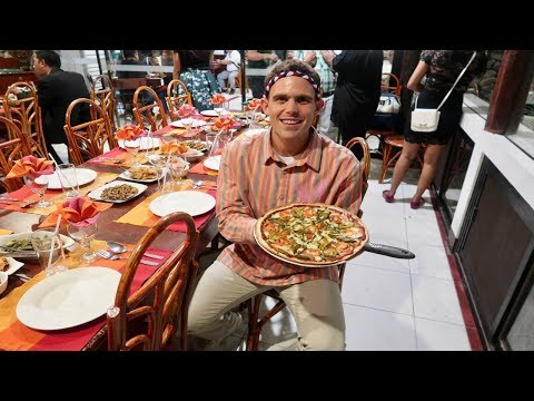 GETTING READY IN THE PHILIPPINES WITH TROY MONTERO AND PINAKBET PIZZA | BECOMINGFILIPINO