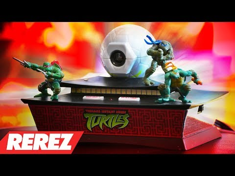 Worst Teenage Mutant Ninja Turtles Video Game Ever - Rerez
