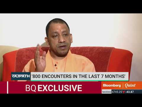 Rajpath: The Yogi Adityanath Interview