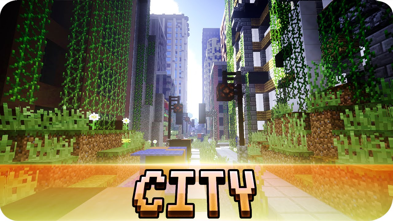 Minecraft Post Apocalyptic City Last Of Us Inspired Map Youtube - Last-of-us-map-minecraft