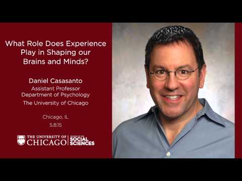 AUDIO: Daniel Casasanto on the Role Experience Plays in Shaping our Brains