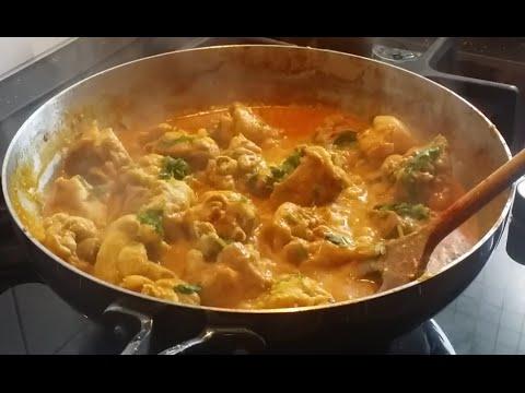 Chicken Korma Restaurant Style
